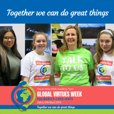GVW - Year 12 Assembly from the Samaritans
