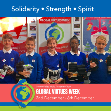 GVW - Temple Herdewyke primary schoolsupport our Charity collection