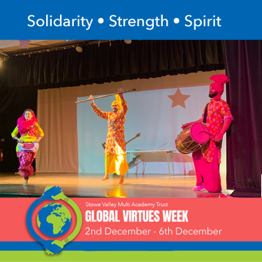GVW - Bhangra dancing performance